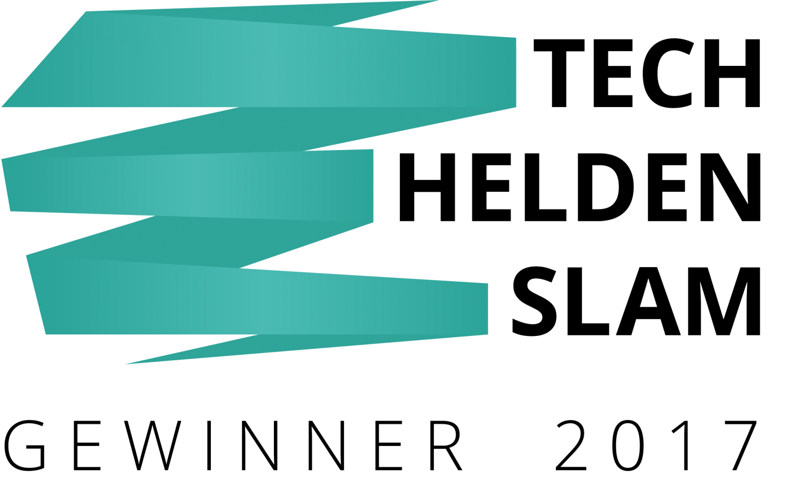 Siegel des Tech-Helden-Slams
