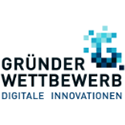 Logo Gründerpreis digitale Innovationen